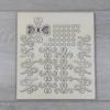 Kép 1/4 - Szives dekor csomag - kb. 10cm, natúr