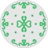 Kép 3/4 - Szives dekor csomag - kb. 10cm, natúr
