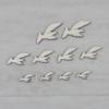 Kép 1/2 - Galambok dekor csomag - szálló, 10 db-os, natúr
