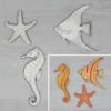 Kép 1/3 - Herkentyűk dekor csomag - 3 db-os, natúr