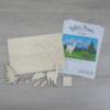Kép 1/10 - Alpaka - Nature Painter kifestő csomag, 30x20cm