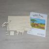 Kép 1/8 - Gepárd - Nature Painter kifestő csomag, 30x20cm