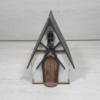 Kép 6/10 - Tündérház kreatív csomag - törpelak, 21cm, natúr