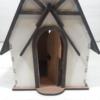 Kép 10/10 - Tündérház kreatív csomag - törpelak, 21cm, natúr