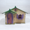 Kép 6/10 - Tündérház kreatív csomag - tündérlak, 15,7cm, natúr