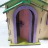 Kép 10/10 - Tündérház kreatív csomag - tündérlak, 15,7cm, natúr