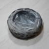 Kép 1/2 - Fészek kosár - 20cm, 8cm magas, szürke