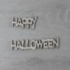 Kép 5/5 - Happy Halloween felirat