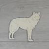 Kép 1/2 - Farkas - 11cm, natúr