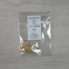 Kép 2/2 - Szerelőkarika - arany, 9x1mm, 10db