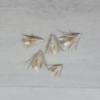 Kép 1/2 - Csillag lili - fehér, 5db