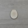 Kép 4/4 - Tojás csomag, díszes - 3 féle, 6cm, natúr
