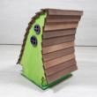 Tündérház kreatív csomag - manólak, 21,5cm, natúr