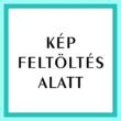 Pentart Glow akrilfesték - Fehér-kék, 30ml