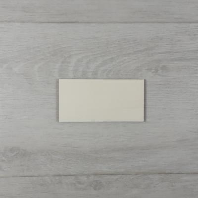Téglalap alakú tábla - 4x2cm, natúr