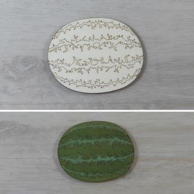Görögdinnye - 4cm, natúr
