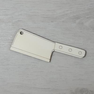 Húsbárd - 5cm, natúr