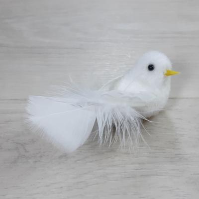 Lepke - kék, csipeszes, 8cm