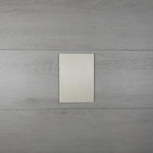 A/6-os tábla - 14,85x10,5cm, natúr