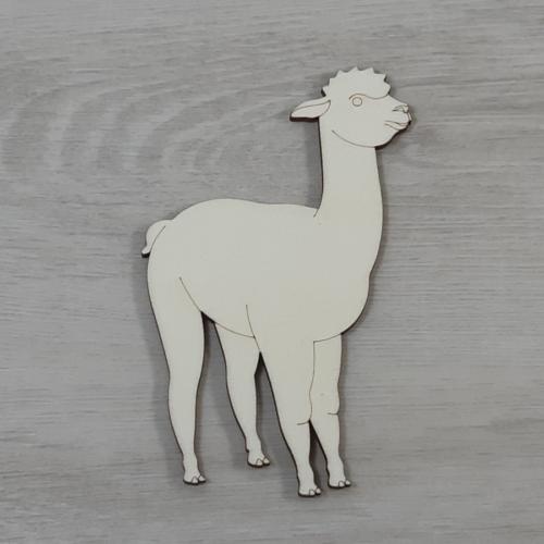Alpaka - 12,5cm, natúr