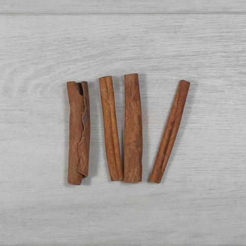 Fahéj - natúr, 7-8cm, 4db